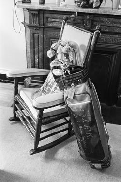 John F. Kennedy's Golf Bag