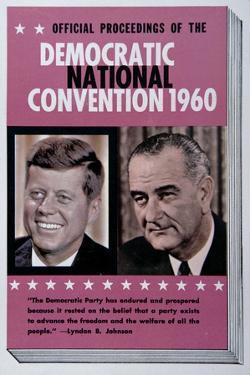 John F. Kennedy's Presidential Campaign, 1960