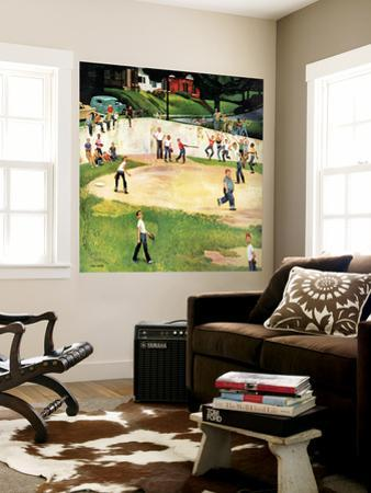 Affordable Baseball Wall Murals Posters for sale at AllPosterscom