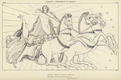 Lampetia Complaining to Apollo by John Flaxman