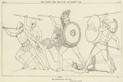 The Fight for the Body of Partoclus