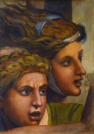 The Massacre of the Innocents' by John Flaxman