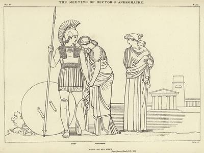 The Meeting of Hector and Andromache