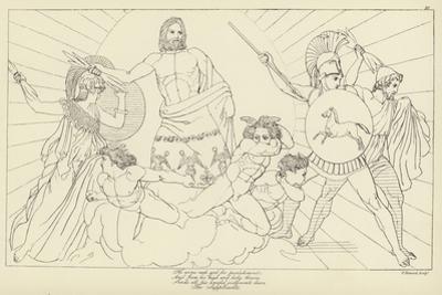 The Supplicants by John Flaxman