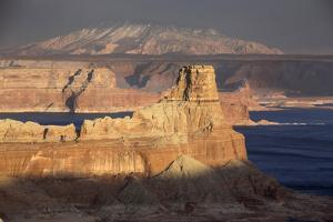 Alstrom Point Page, Arizona, USA, Gunsight Butte by John Ford