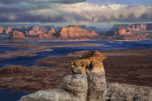 Alstrom Point Page, Arizona, USA, Lake Powell by John Ford