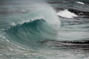 Asia, Australia Tasmania Friendly Beach Breakers by John Ford