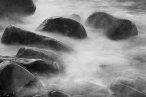 Australia, Tasmania, Swirling Surf by John Ford