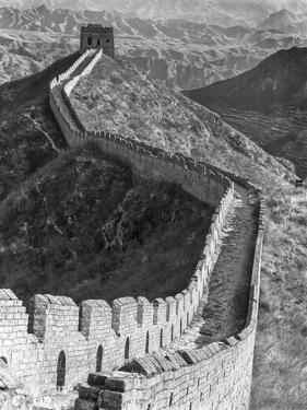 China, Great Wall by John Ford