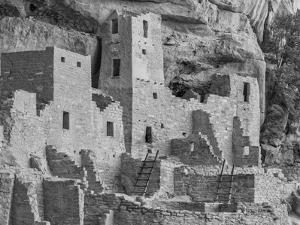 Cliff Palace, Mesa Verde, Colorado, USA by John Ford