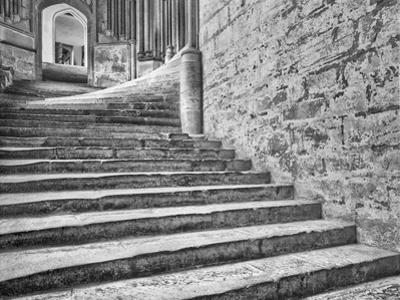 England, Wells Cathedral Chapter House Stairs by John Ford