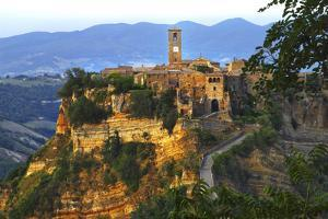 Europe, Italy, Civita de Bagnoregio by John Ford