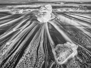 Iceland, Diamond Beach by John Ford