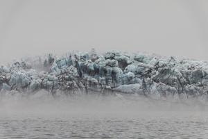 Iceland, Jokulsarlon Glacier by John Ford