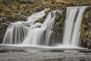 Iceland, Kirkjufellsfoss by John Ford
