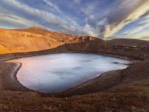 Iceland, Krafla by John Ford