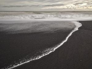 Iceland, Reynisfjara Beach by John Ford