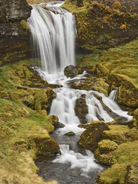 Iceland, Sheep's Waterfall by John Ford