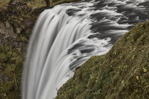 Iceland, Skogafoss by John Ford