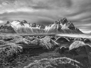 Iceland, Stokksnes, Mt. Vestrahorn by John Ford
