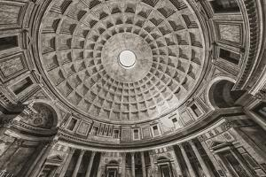 Italy, Pantheon by John Ford