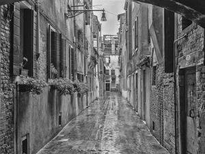 Italy, Venice, Alley by John Ford