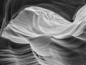 Overhang Lower Antelope Canyon, Page, Arizona, USA by John Ford