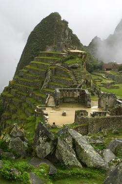 Peru, Machu Picchu, Evening by John Ford