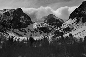 USA, California, High Sierras by John Ford