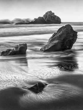 USA, California, Pfeiffer Beach by John Ford