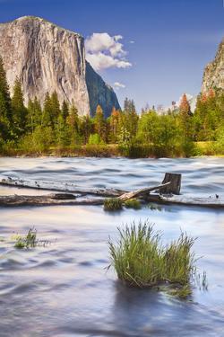 USA, California, Yosemite, Valley View by John Ford