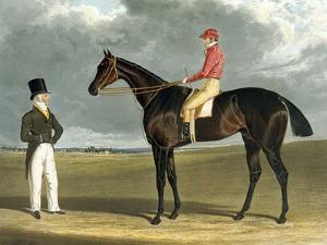 'Birmingham', Winner of the St Leger, 1830, Engraved by R.G. Reeve, 1831 by John Frederick Herring I