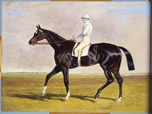 Lucetta' with J. Robinson Up, 1834 by John Frederick Herring I