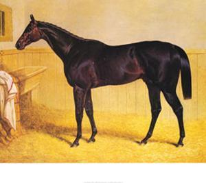 Sweetmeat, 1846 by John Frederick Herring I