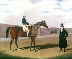 Pontefract by John Frederick Herring II