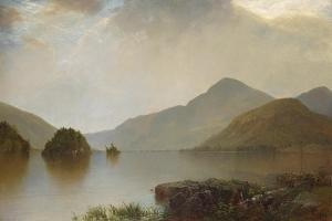 Lake George, 1869 by John Frederick Kensett