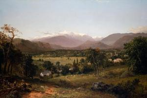 Mount Washington from the Valley of Conway, 1851 by John Frederick Kensett