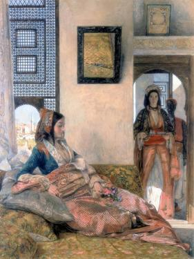 Life in the Hareem, 1858 by John Frederick Lewis