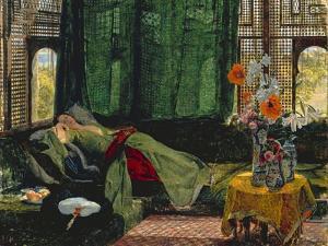 The Siesta by John Frederick Lewis