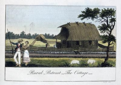 Rural Retreat, the Cottage, 1813