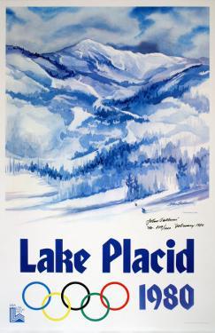 Lake Placid 1980 by John Gallucci