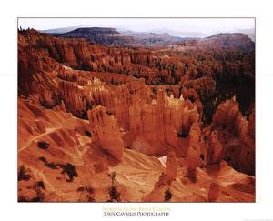 Bryce Canyon by John Gavrilis