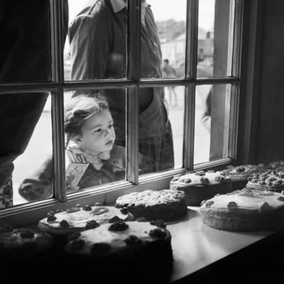 Cake Shop, Padstow, Cornwall, 1946-59 by John Gay