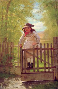 The Tomboy, 1873 by John George Brown
