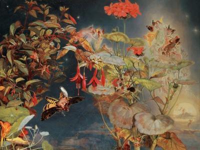 Midsummer Fairies, C.1856