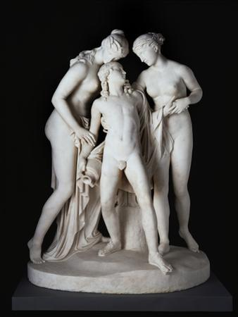 Hylas Surprised by the Naiades