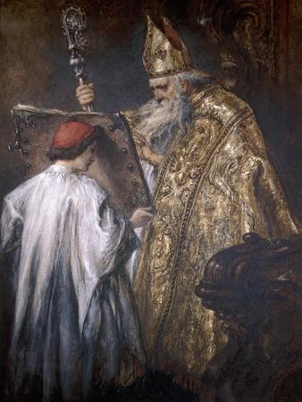 A Bishop, 1889