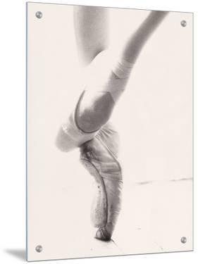 Close-up of Ballerina's Feet and Legs by John Glembin