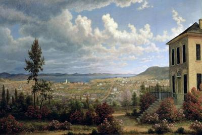 Hobart Town, C.1832 by John Glover
