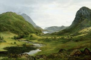 Thirlmere by John Glover